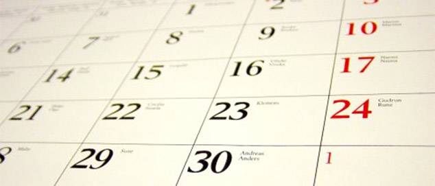Month Calendar   Learn Java by Example
